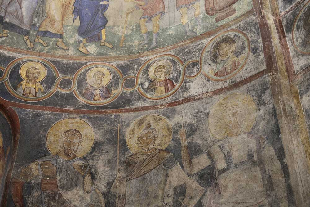 Manastir Ravanica - živopis