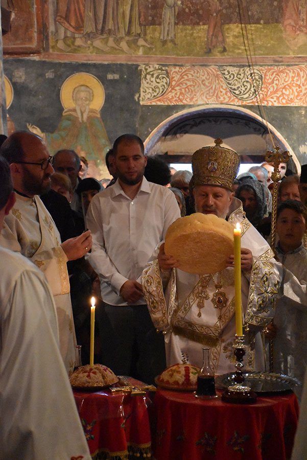 Видовдан у манастиру Раваници 2018